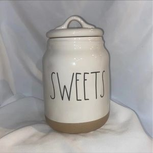 Rae Dunn Baby SWEETS Canister